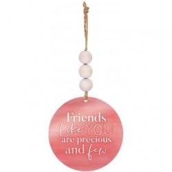 Beaded Ornament-Friends...