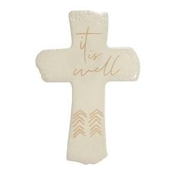 """Wall Cross-It Is Well (10"""")"""