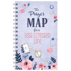 The Prayer Map For A Less...