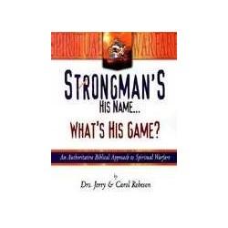 eBook-Strongmans His Name...