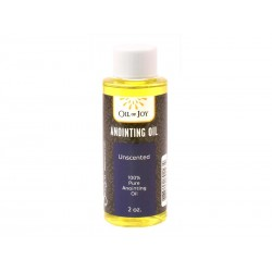 Anointing Oil-Unscented-2oz