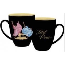 Mug-Total Praise-Black