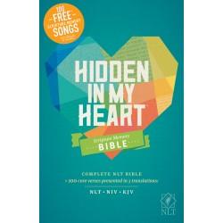 NLT Hidden In My Heart...