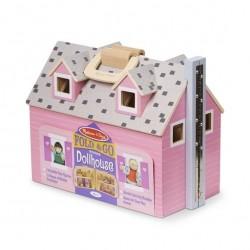 """Dollhouse-Fold & Go (13.5""""..."""