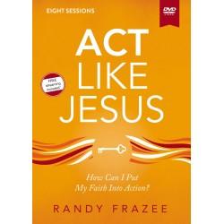 DVD-Act Like Jesus Video Study