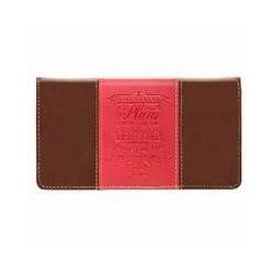 Checkbook Cover-I Know The...