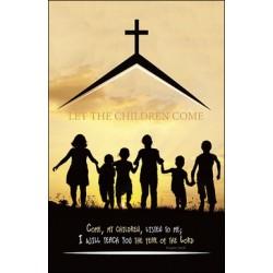 Bulletin-Let The Children...