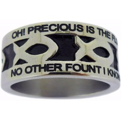 Ring-Silver Stainless...