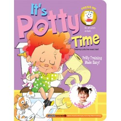 It's Potty Time For Girls...