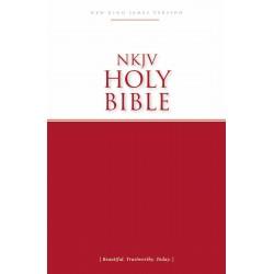 NKJV Economy Bible-Softcover
