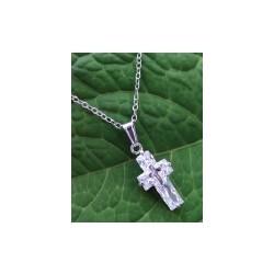 Necklace-Eden Merry-Cross...
