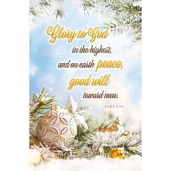 Bulletin-Glory To God In...