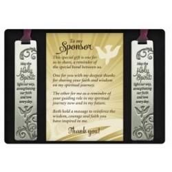 Gift Set-Sponsor Bookmarks...