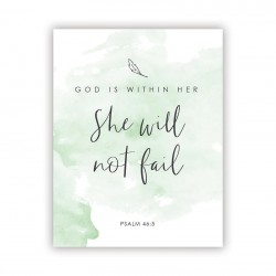 Magnet-She Will Not Fail...