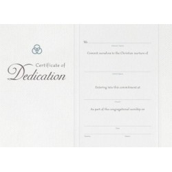 Certificate-Dedication...