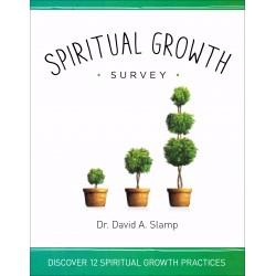 Spiritual Growth Survey...