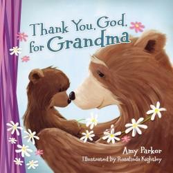 Thank You  God  For Grandma...