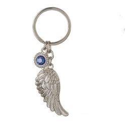 Keyring-September Angel Wing