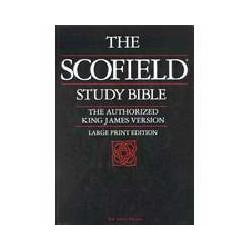KJV Old Scofield Study...