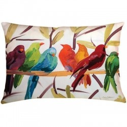 Pillow-Flocked...