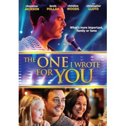 DVD-One I Wrote For You  The