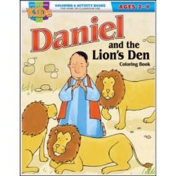 Daniel And The Lion's Den...