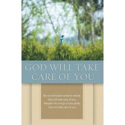 Bulletin-God Will Take Care...