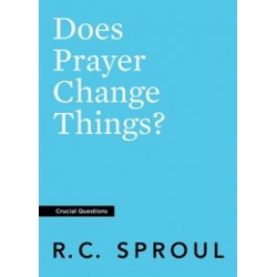 Does Prayer Change Things?...