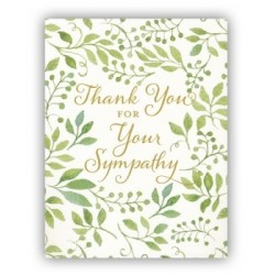 Note Card-Thank You For...