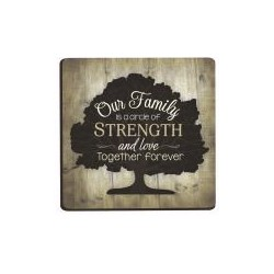 """Magnet-Our Family (2.75"""" x..."""