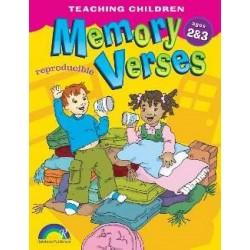 Teaching Children Memory...