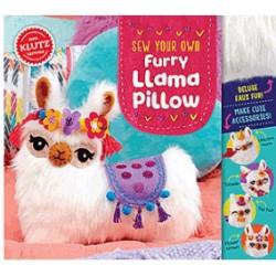 Sew Your Own Furry Llama...