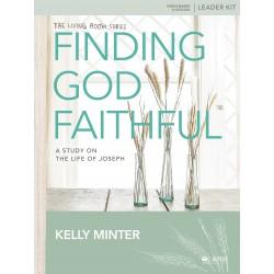 Finding God Faithful Leader...