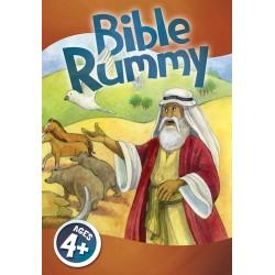 Game-Bible Rummy Jumbo Card...