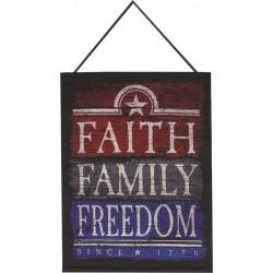 Bannerette-Faith Family...