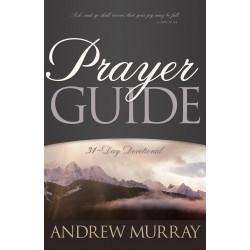Prayer Guide: 31 Day...