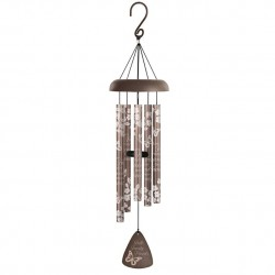Wind Chime-Silhouette...