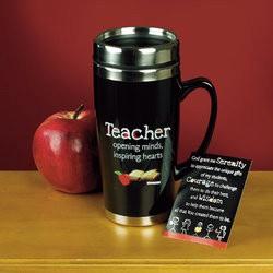 Travel Mug-Teacher w/Gift...