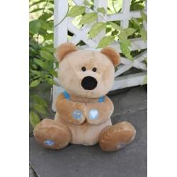 Toy-Plush-Prayer Bear