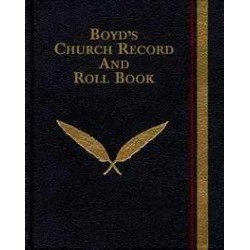 Boyd's Church Record And...