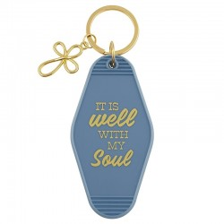 Key Tag-Motel Style-It Is...