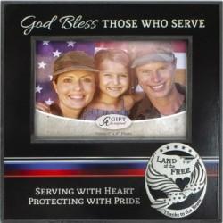 Frame-God Bless Those Who...