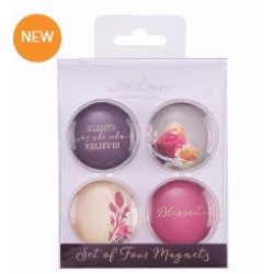 Magnet Set-Blessed Is She...