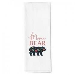 """Tea Towel-Mama Bear (16"""" x..."""