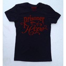 Tee Shirt-Prisoner Of Hope...