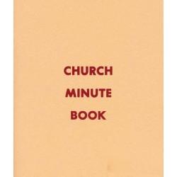 """Church Minute Book (6-3/4""""..."""
