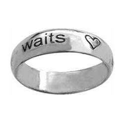 Ring-True Love Waits...
