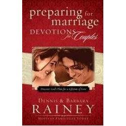 Preparing For Marriage...