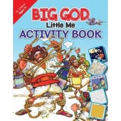 Big God  Little Me Activity...
