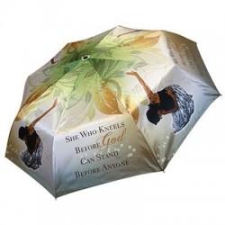 Umbrella-She Who Kneels...